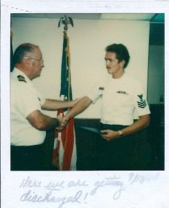 Commendation & Discharge